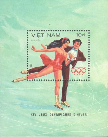 Vietnam was the only communist affiliated country to not participate in the 1984 Winter Olympics in Sarajevo, which was the first Olympics held in a communist state.