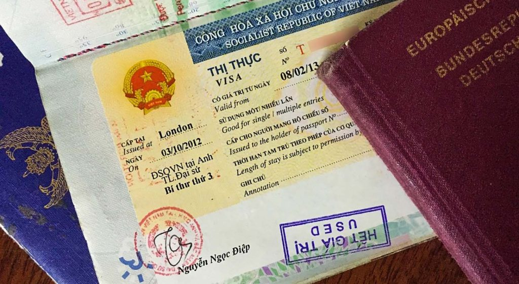 A Guide For Getting Your Tourist Or 5-Year Exemption Vietnam