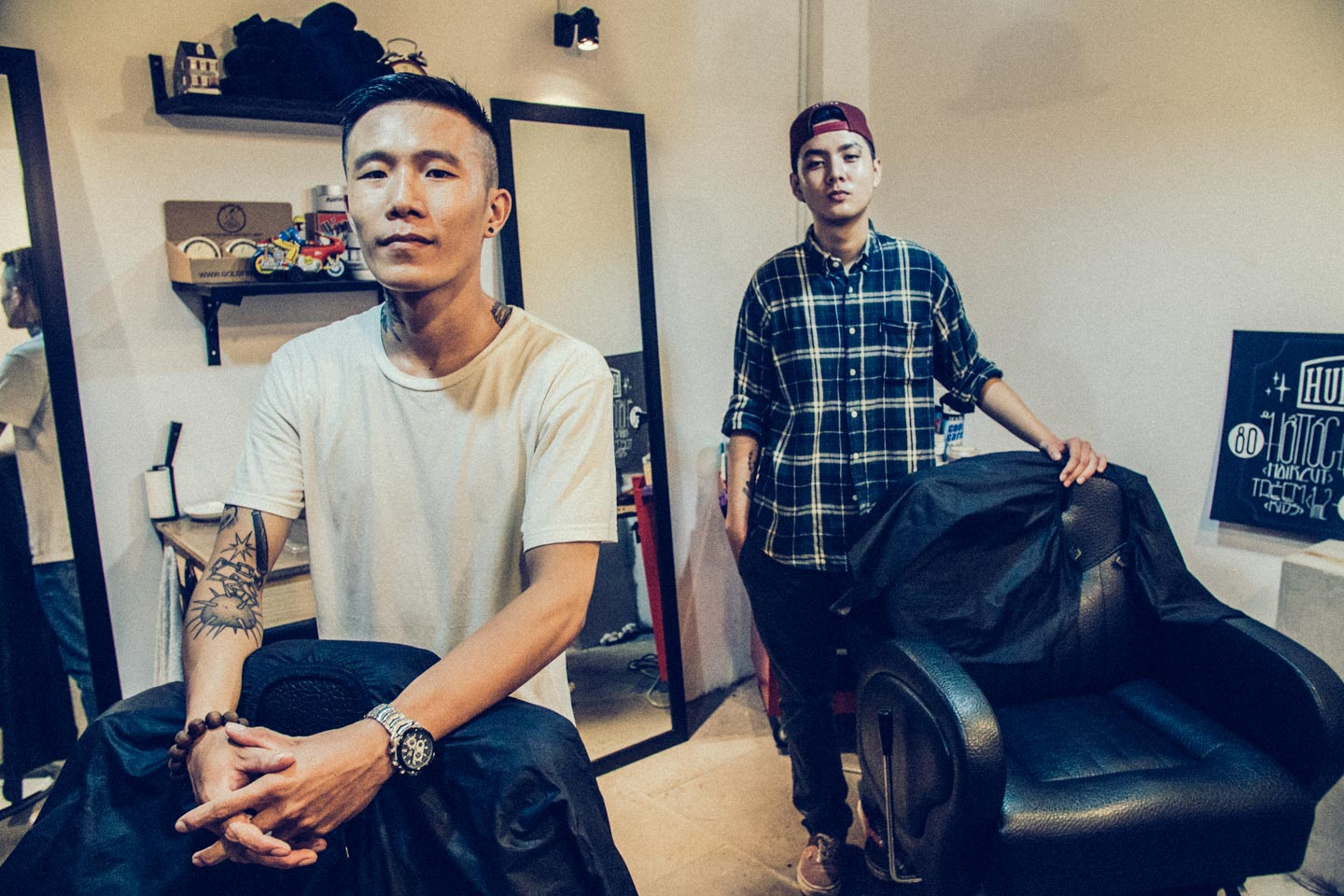 A Cut Above, A Review Of Hurricane Barber In Ho Chi Minh