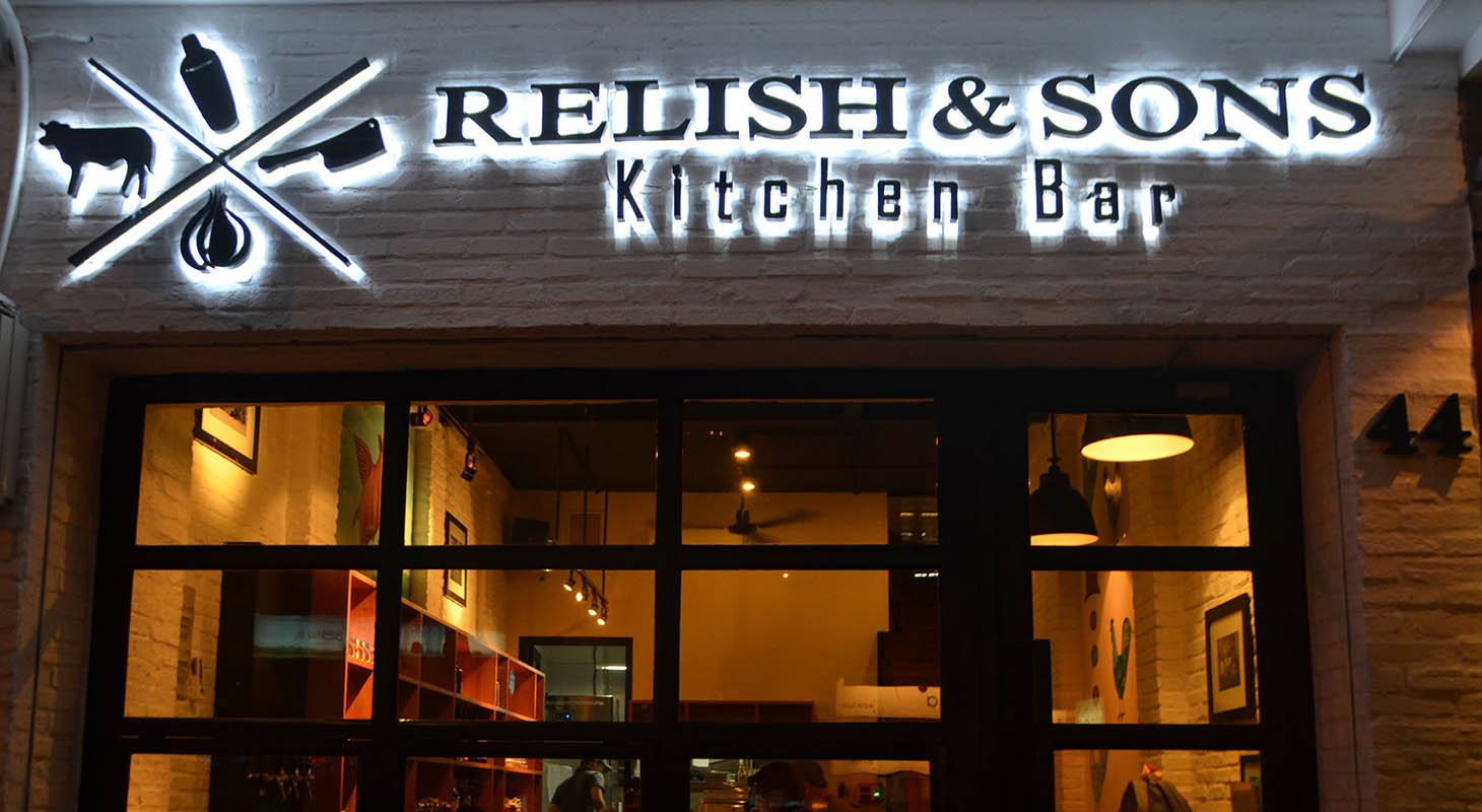 Relish and sons one of the best burgers in Saigon