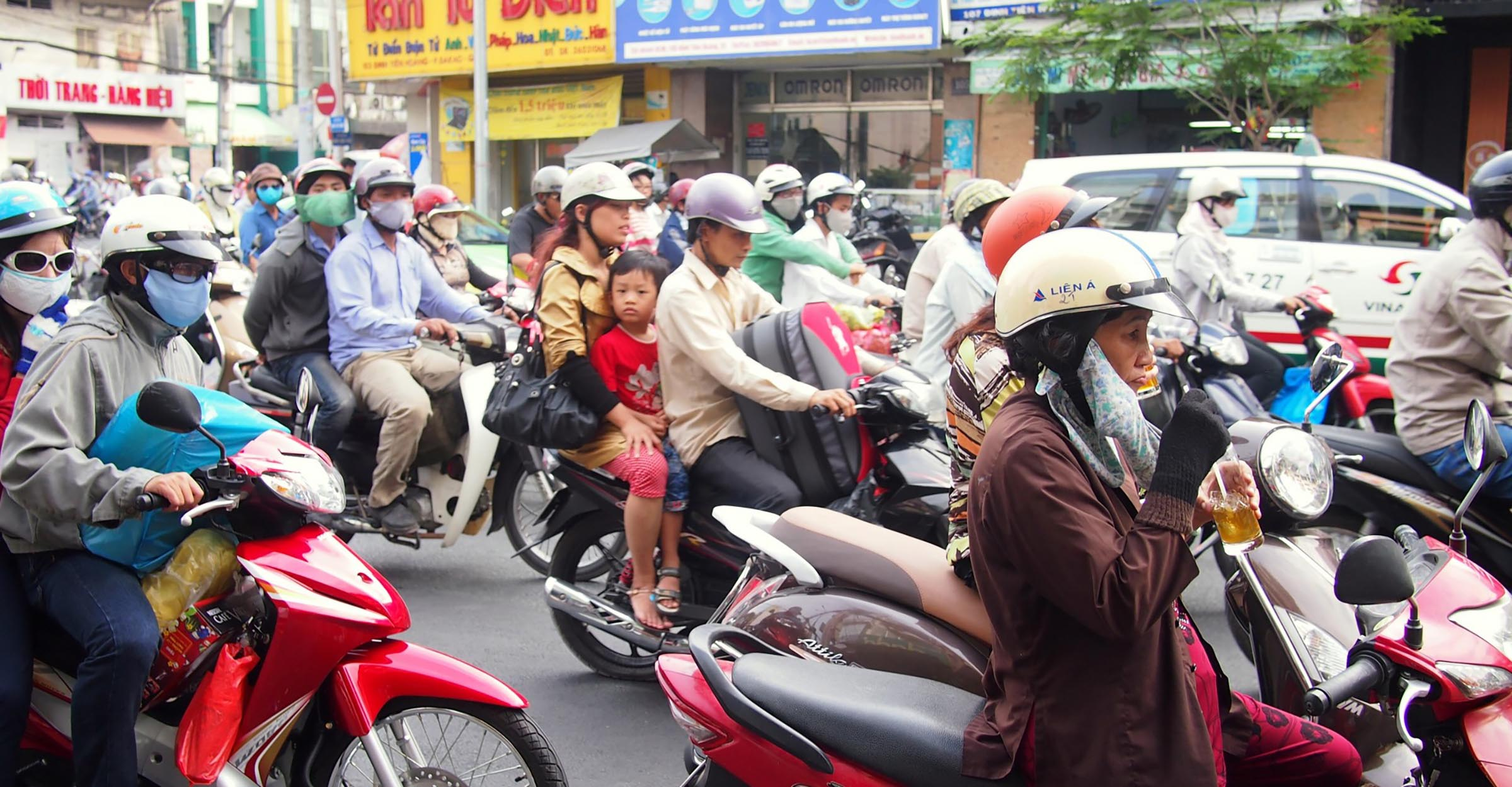 How To Get Around Ho Chi Minh City
