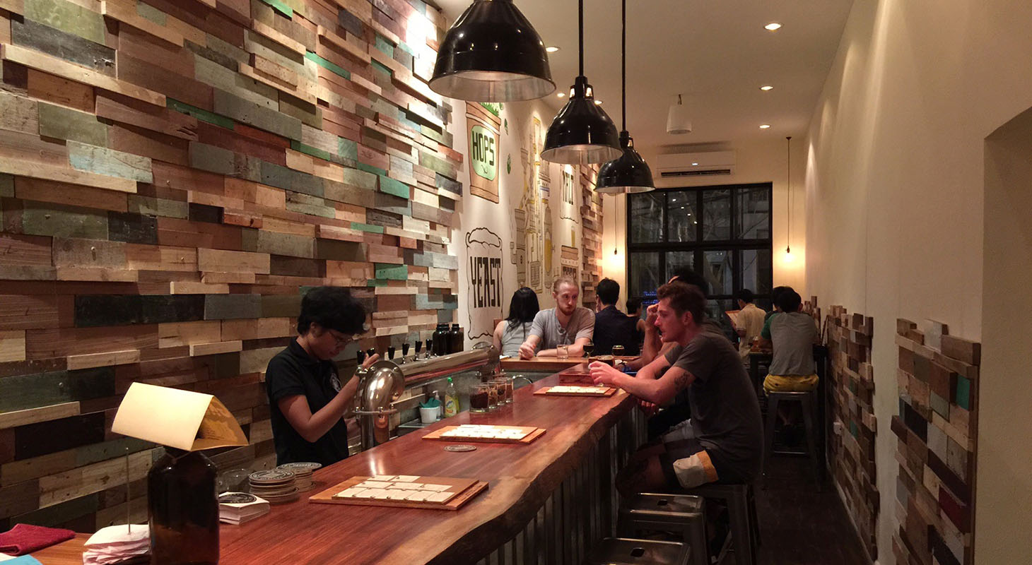 Where to drink in HCMC