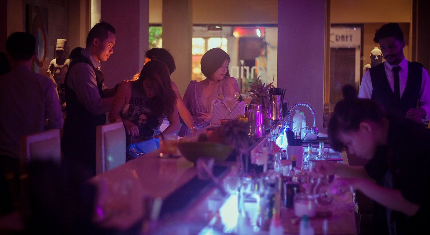 Best cocktails in Ho Chi Minh