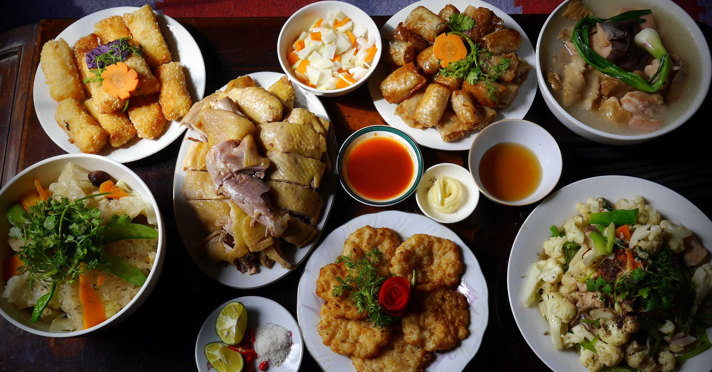 Where to eat in Ho Chi Minh