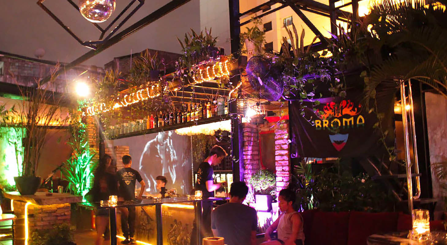 Where to drinks in HCMC