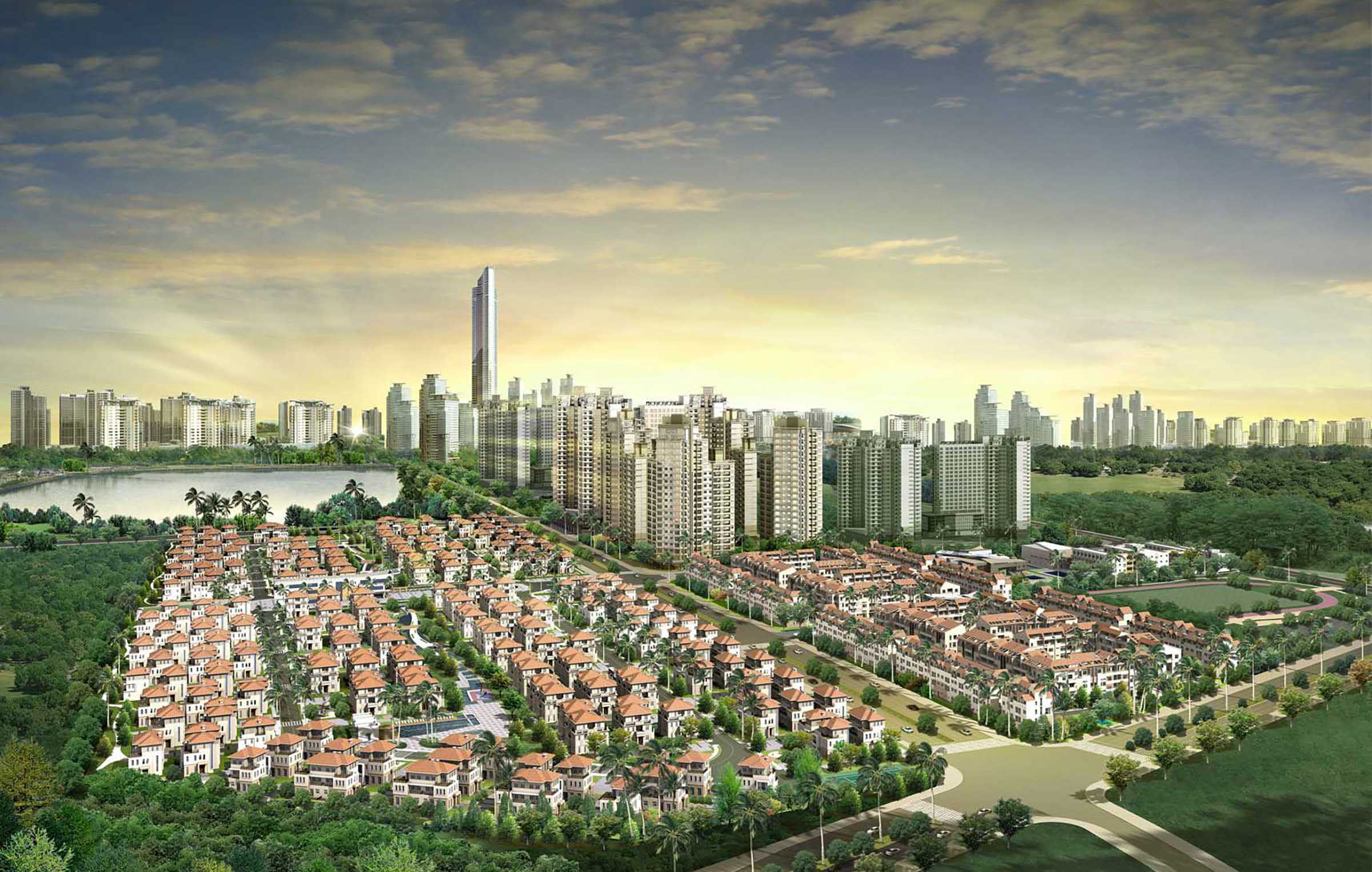 Real Estate In Vietnam: The High Rise Future Of Ho Chi Minh City
