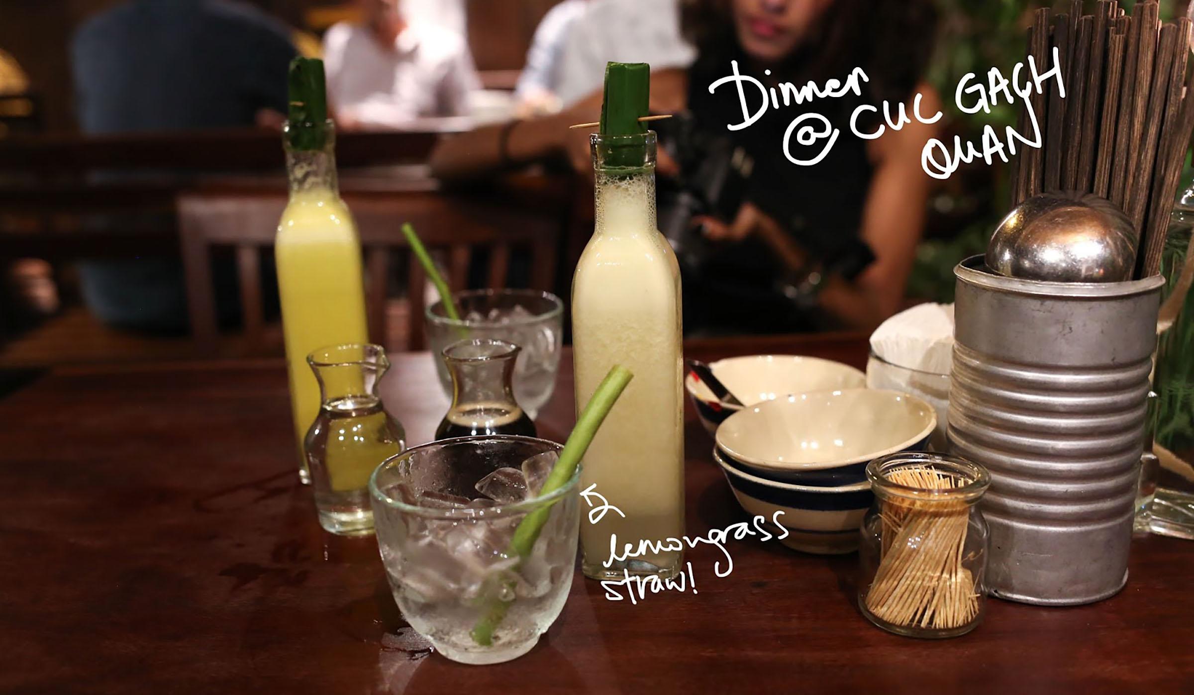 Cuc Gach Quan - Review