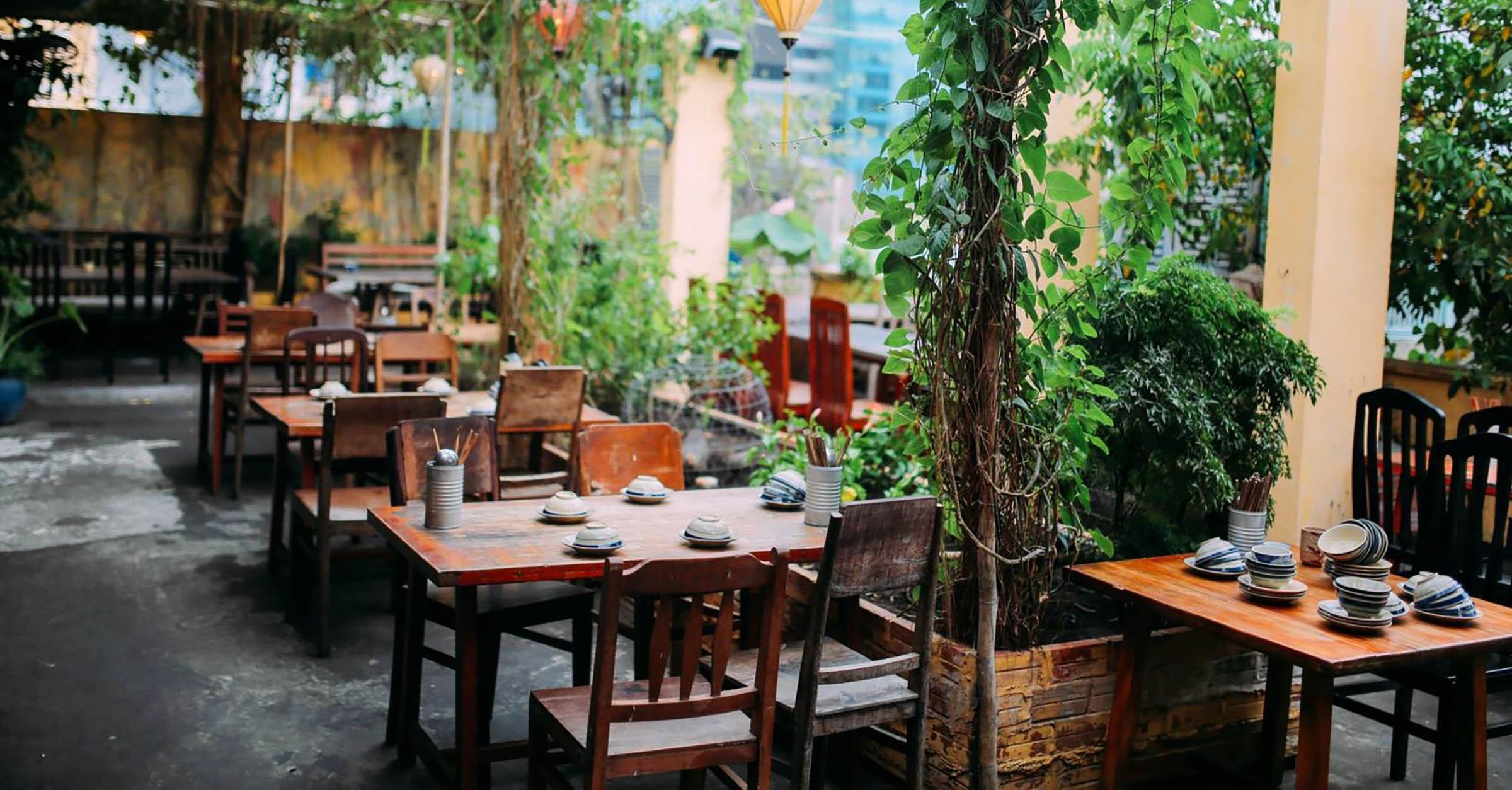 Secret Garden Restaurant - Review