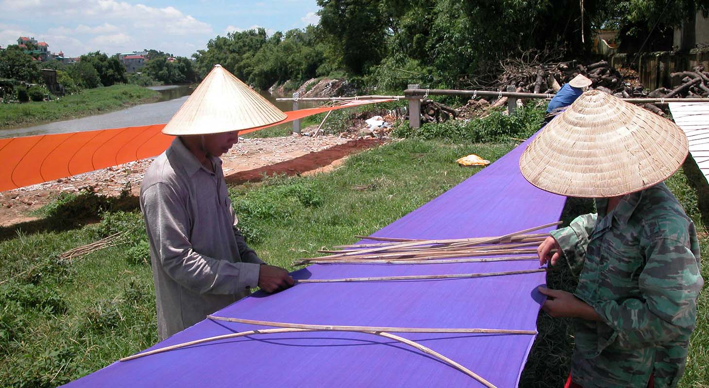 The Oldest Silk Village in Vietnam