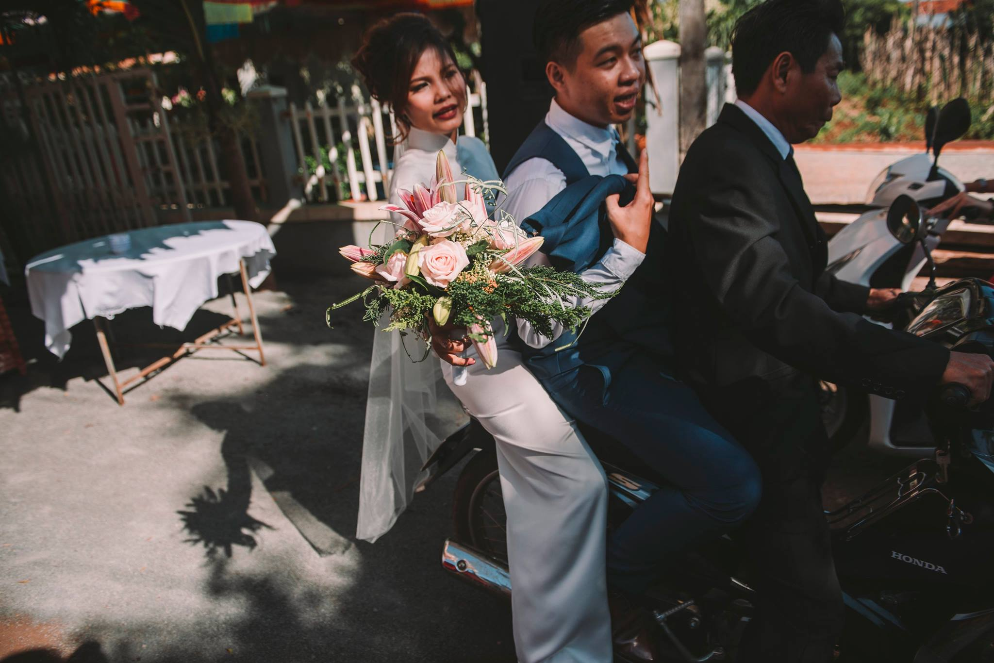 wedding ceremony in vietnam