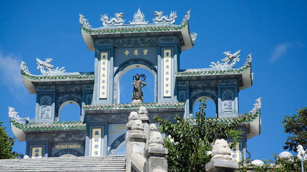 Linh Ung Pagoda. Image Credit: City Pass Guide