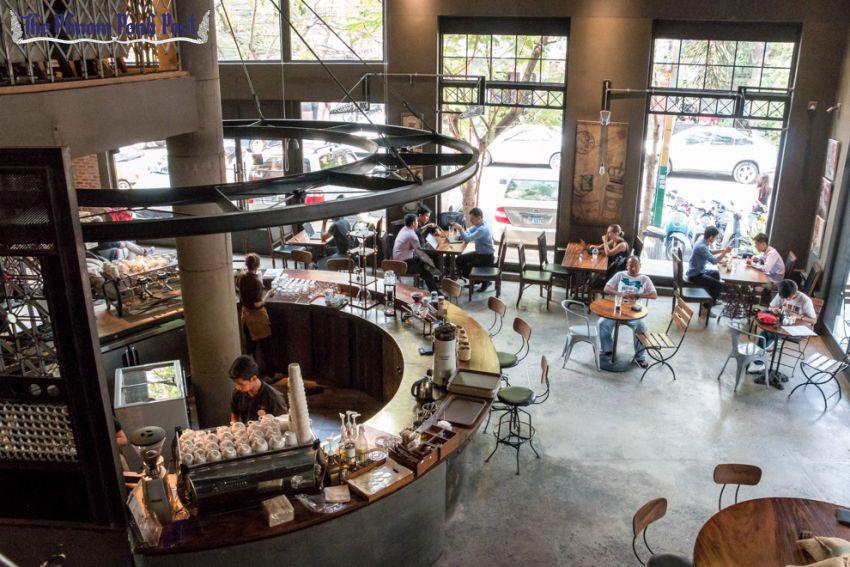 Brown Coffee; Source: Phnom Penh Post