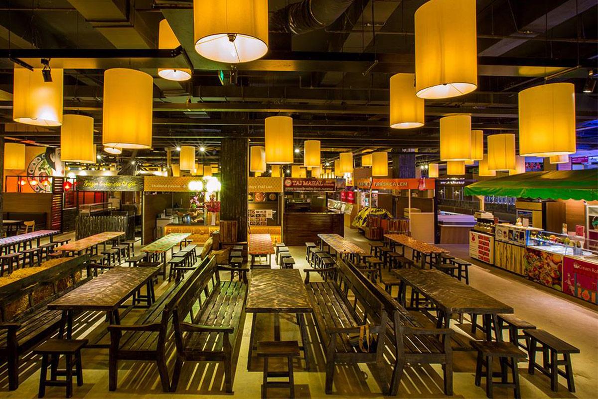 Asiana Food Town