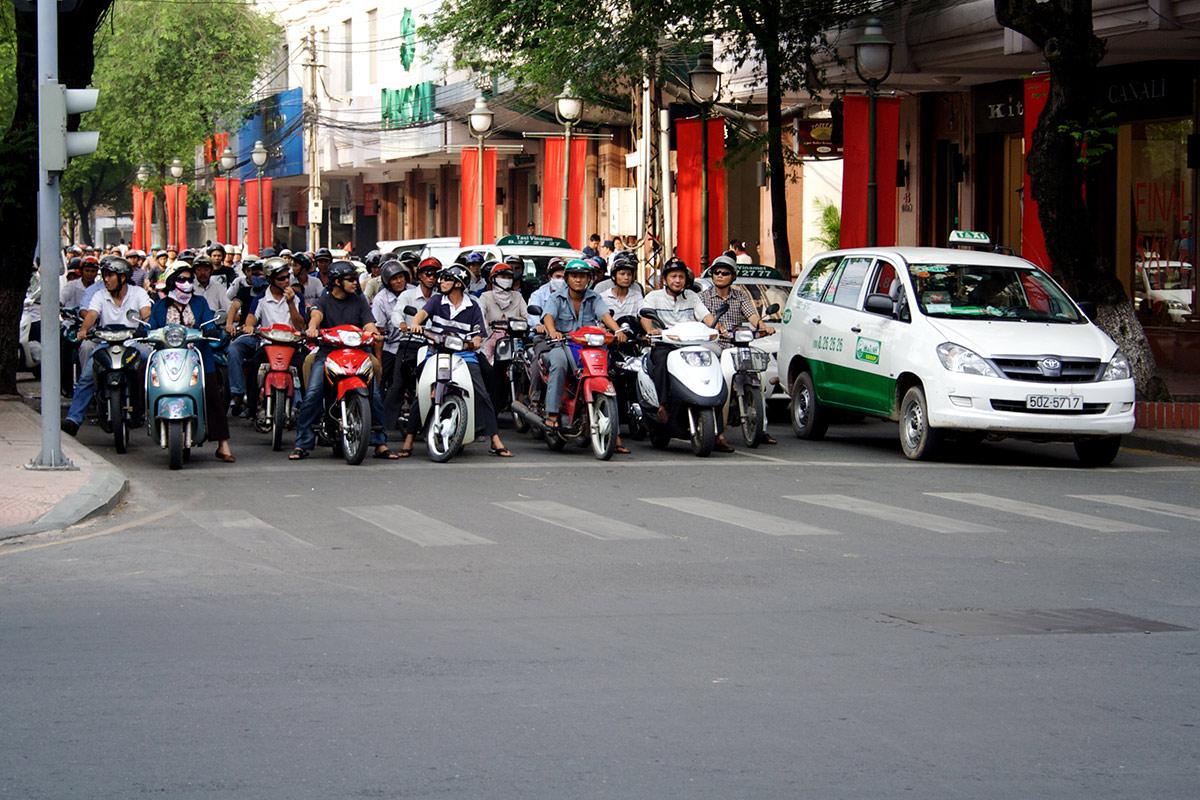 Motorbike Ho Chi Minh City