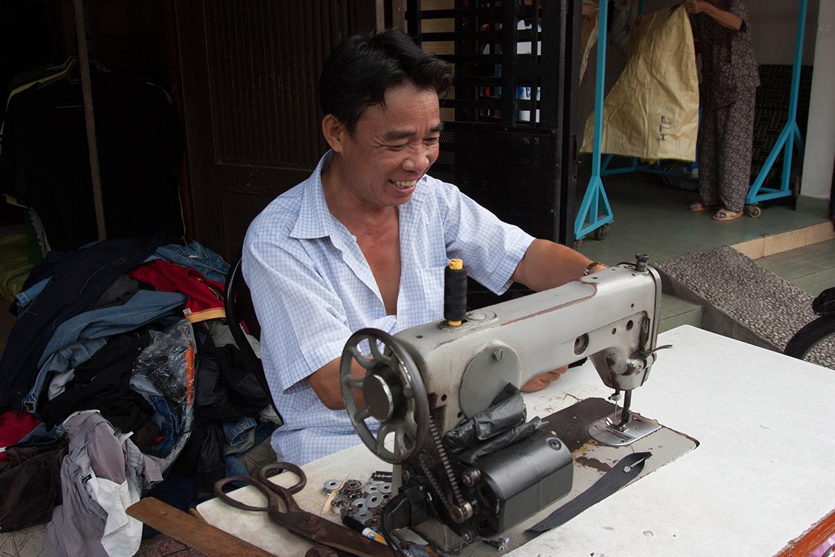 Tailor of Saigon