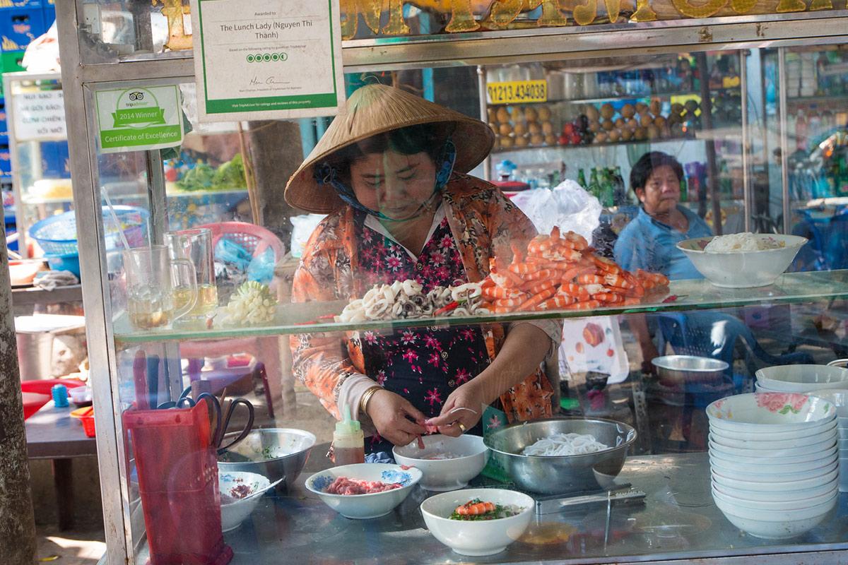 Lunch Lady Saigon