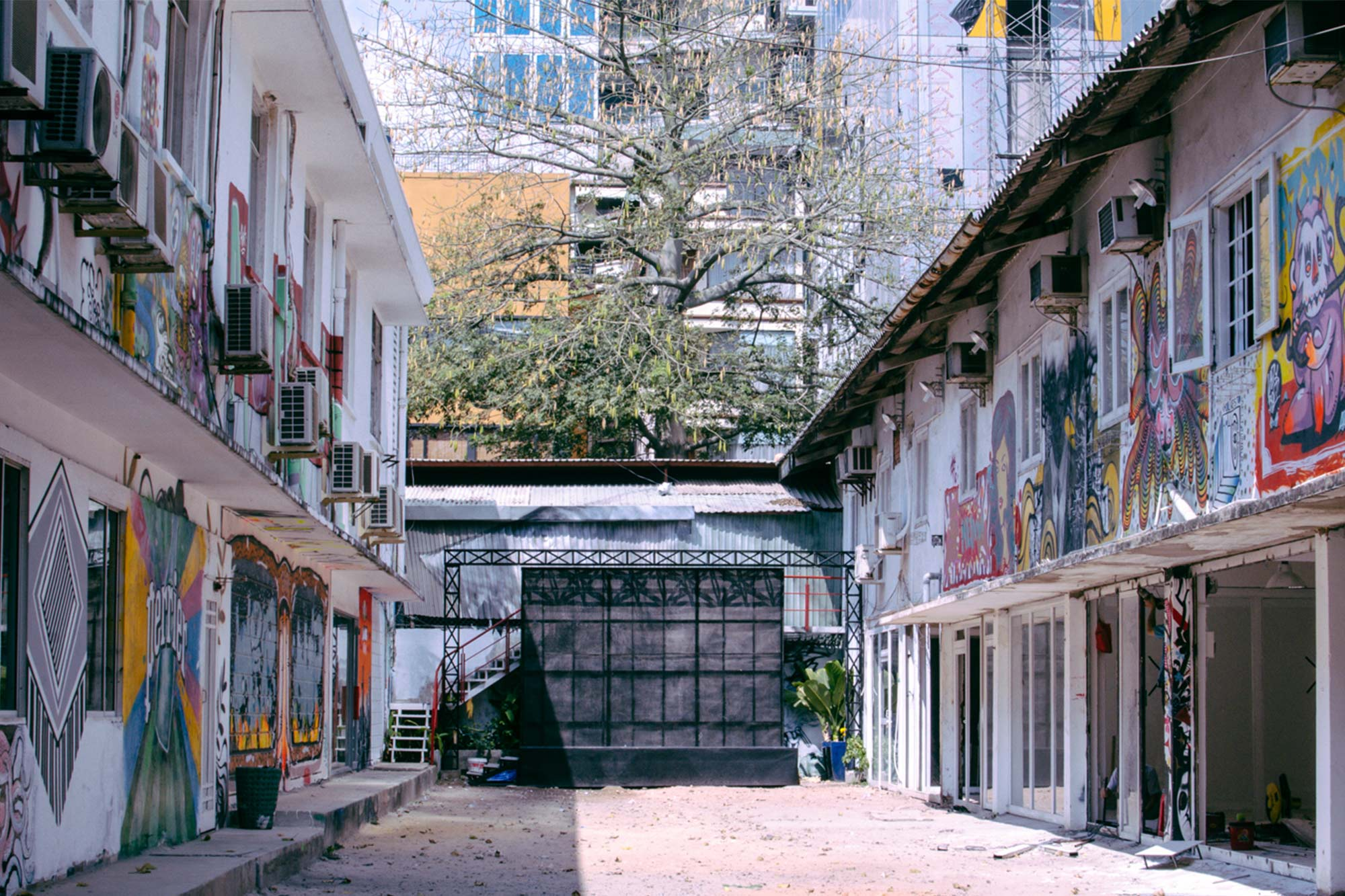 Vanishing Spaces In Ho Chi Minh City - Vietcetera