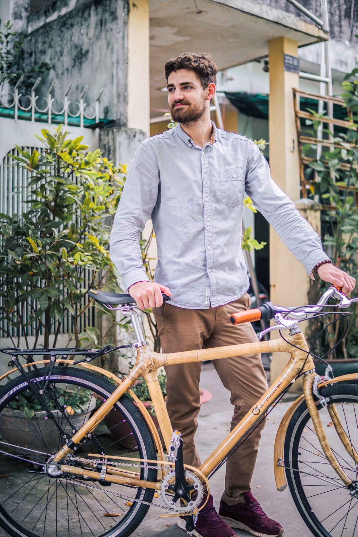 Viet Bamboo Bike
