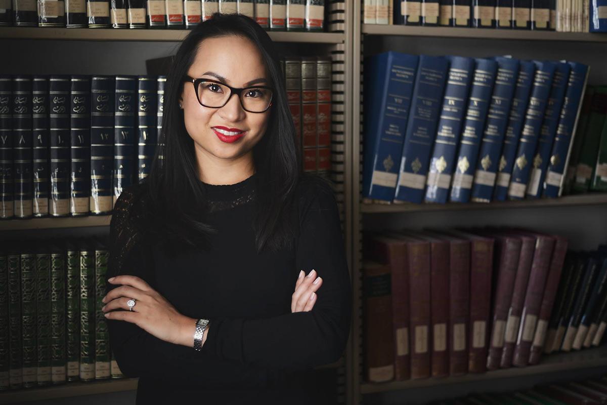 Dr. Kimberly Kay Hoang
