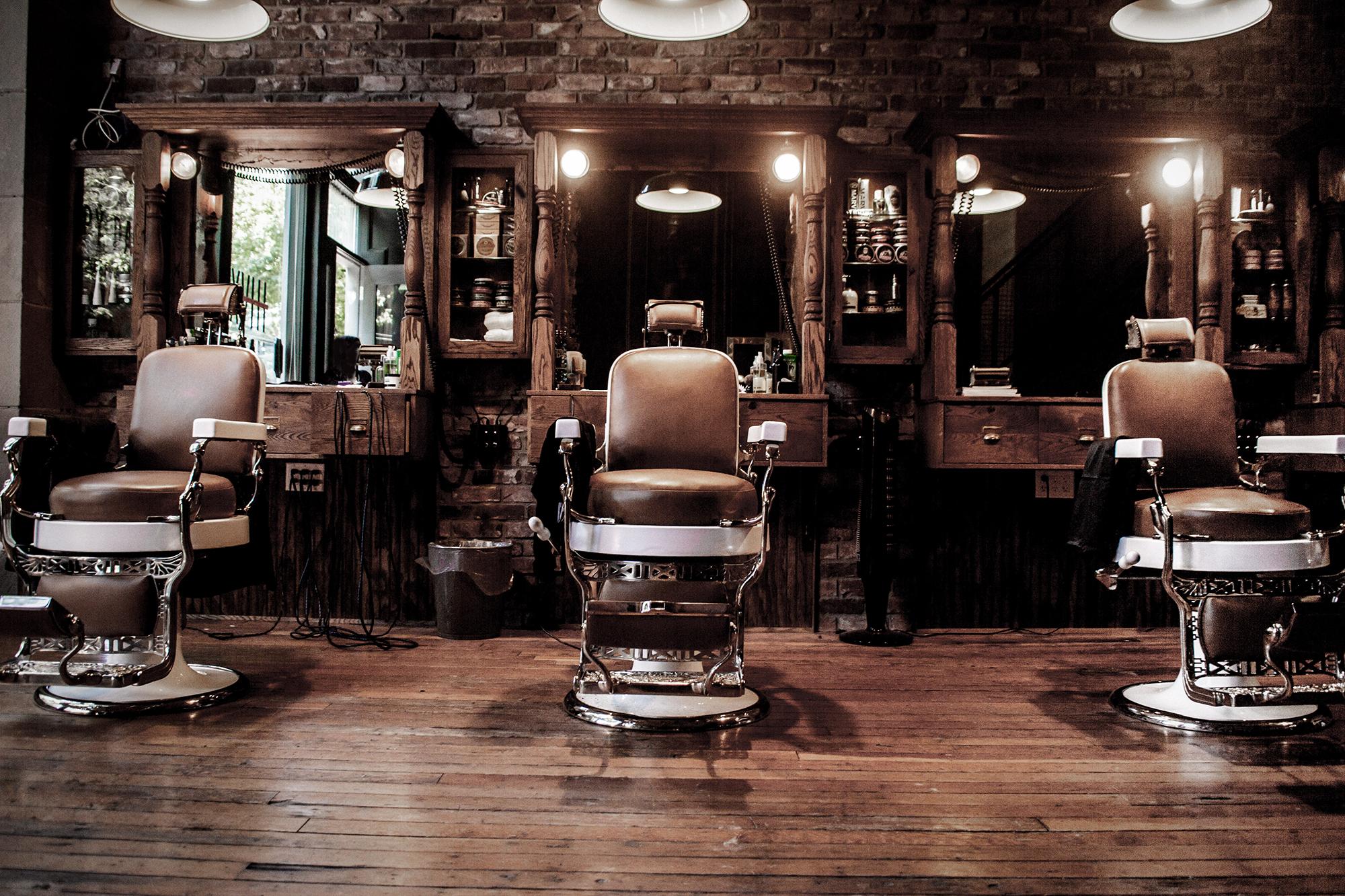 Barbershops in Saigon