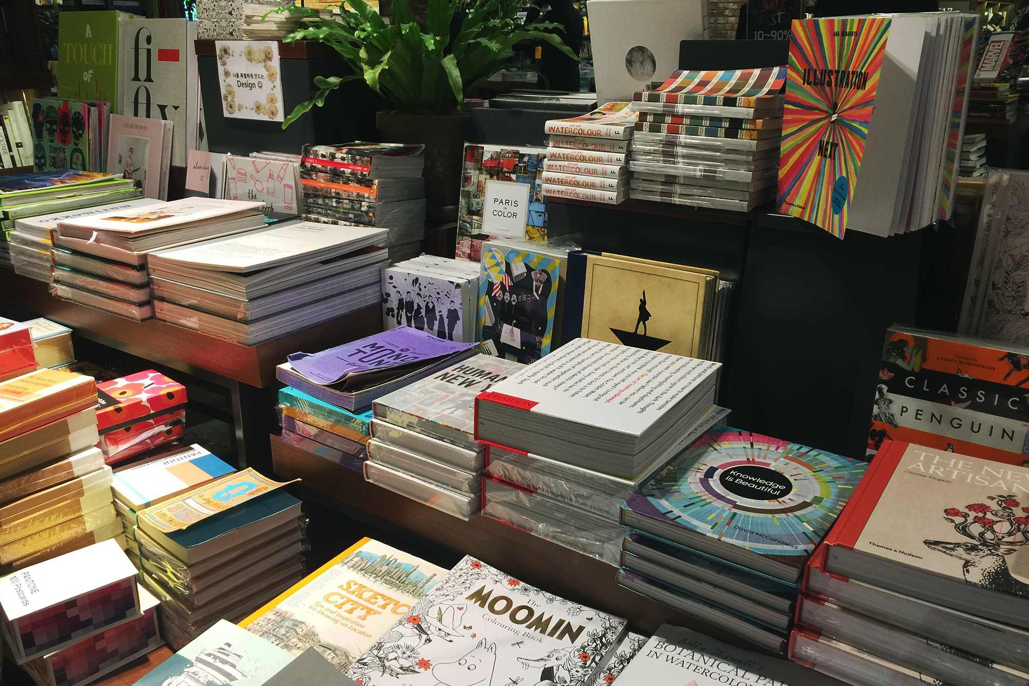 Places And Websites To Buy Foreign Books In Ho Chi Minh City