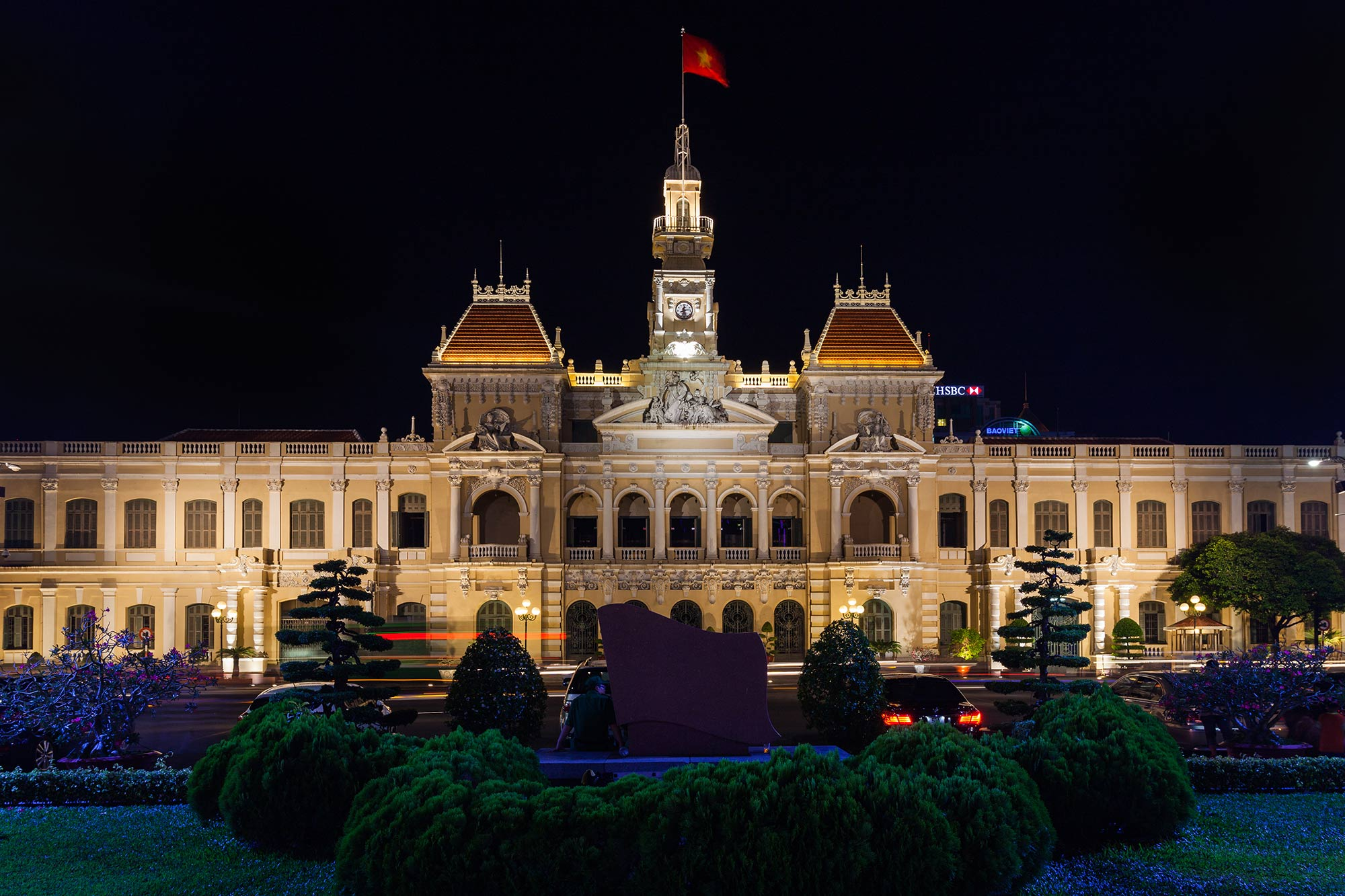 Ho Chi Minh City Architecture: The 10 Best Buildings - Vietcetera
