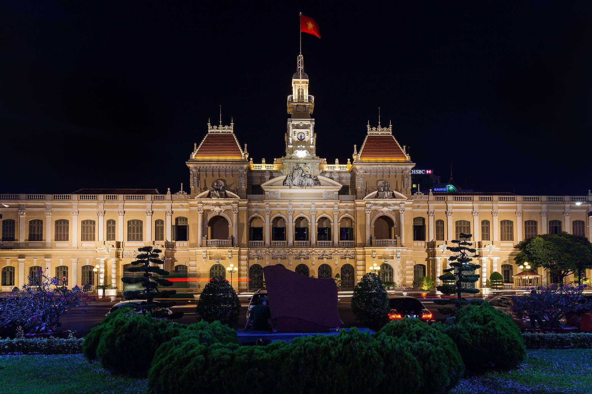 Best Buildings in HCMC