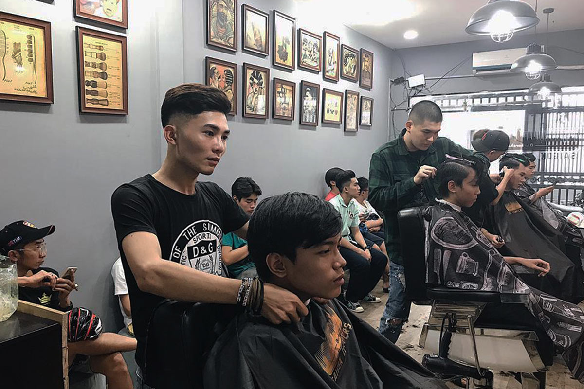 Saigon Clippers Barbershop