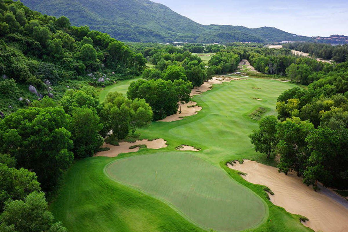 Golf Course in Da Nang