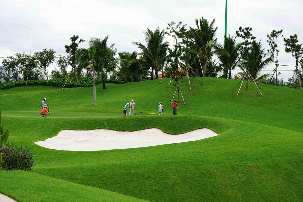 Golf In Vietnam
