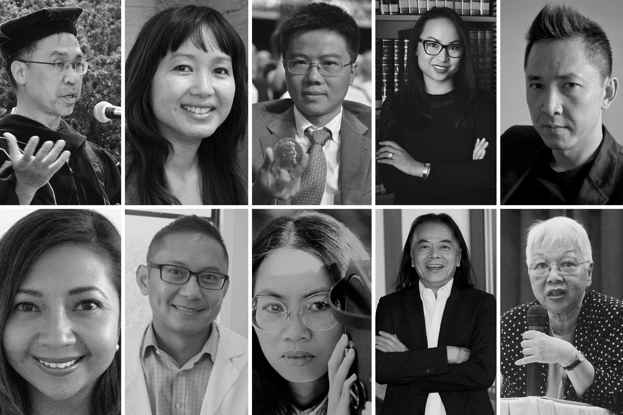 Top Vietnamese Scholars