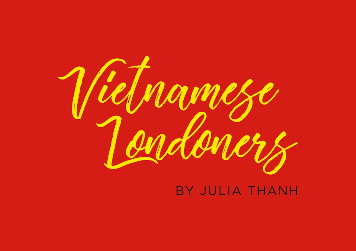 Vietnamese Londoners - Julia Thanh