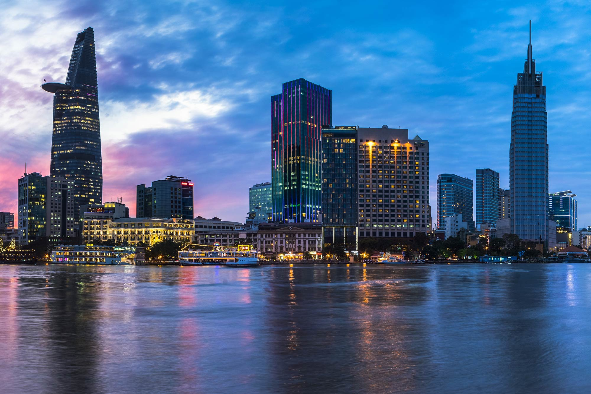 Best Spots To See The Sunrise And Sunset In Ho Chi Minh City