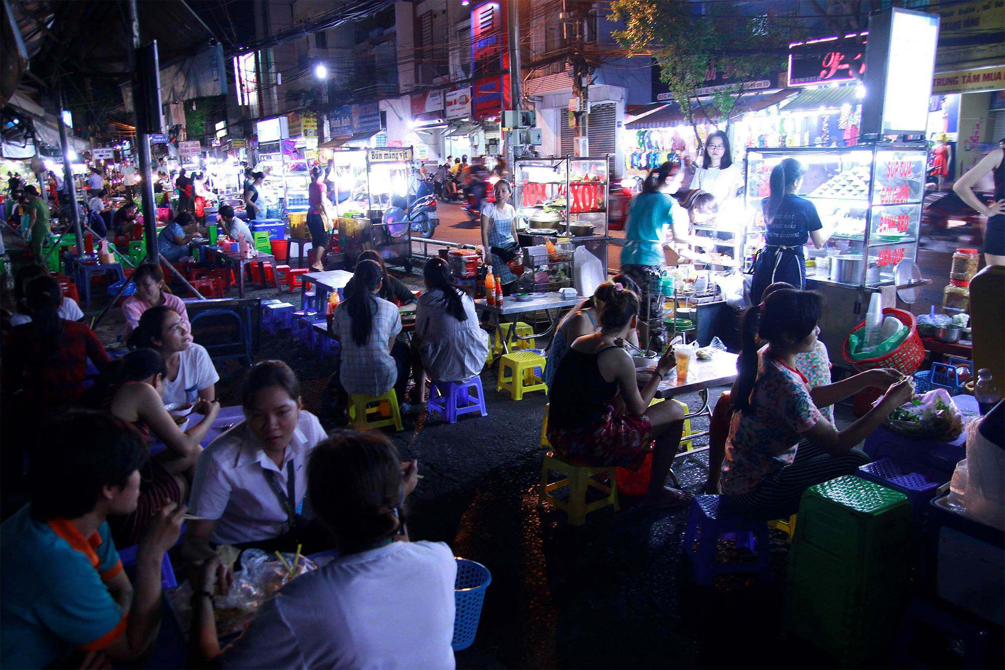 Late Night Places To Eat In Ho Chi Minh City