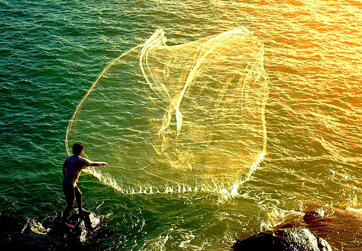 Quang Ngai Fisherman