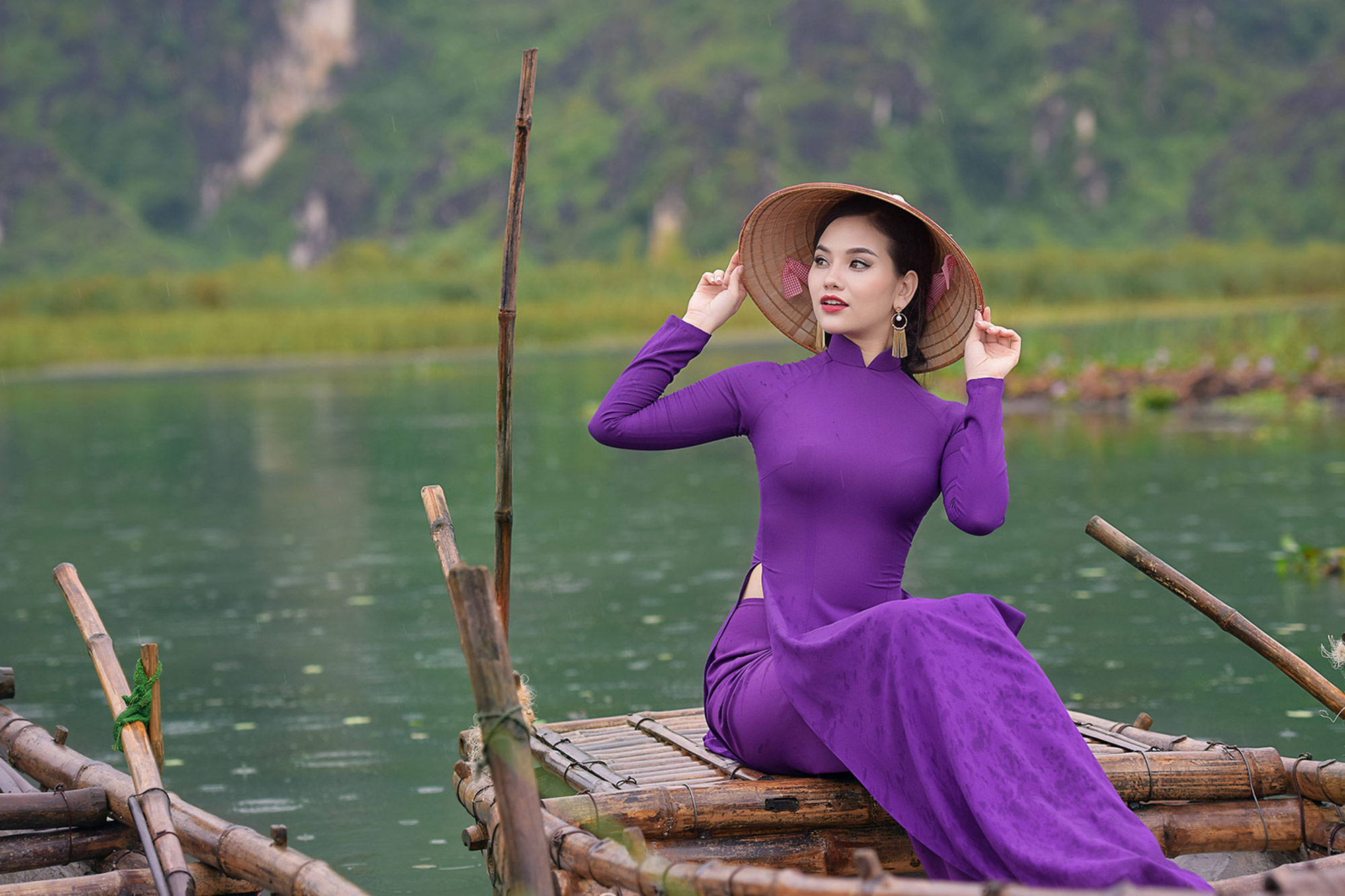 The Evolution Of The Ao Dai