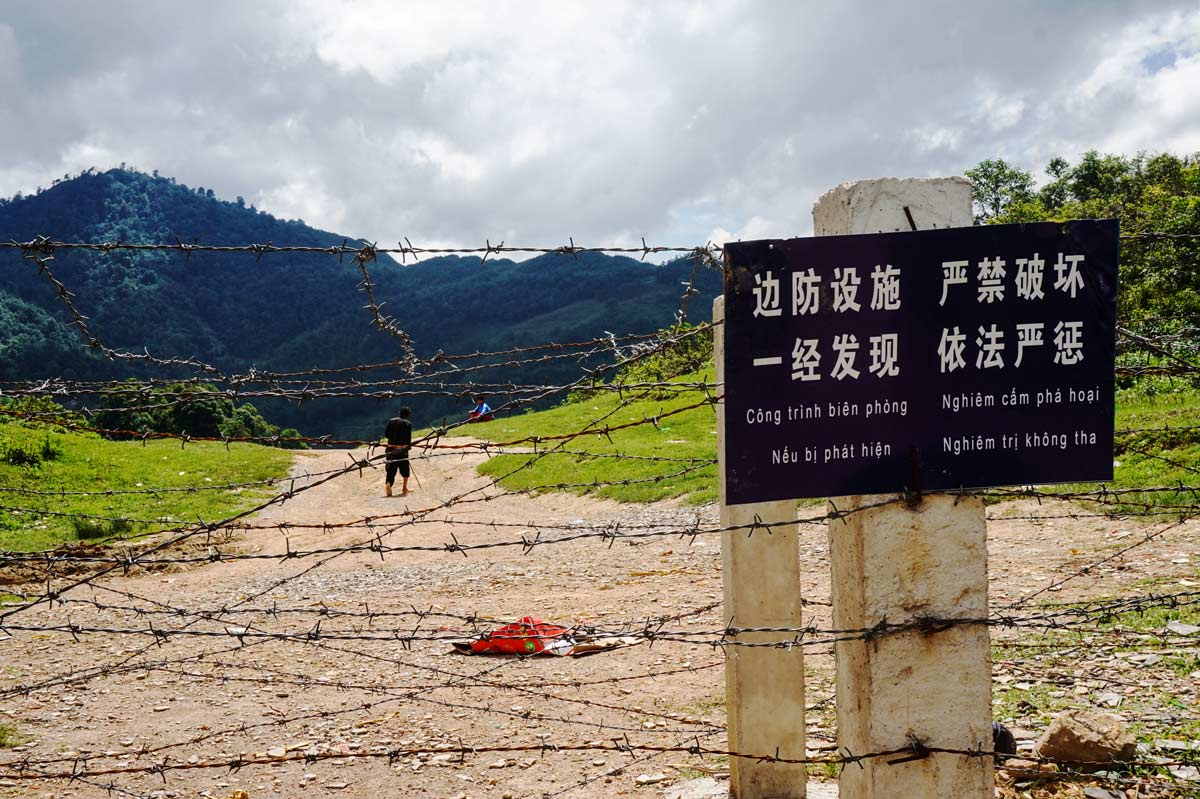 LungCu China Border