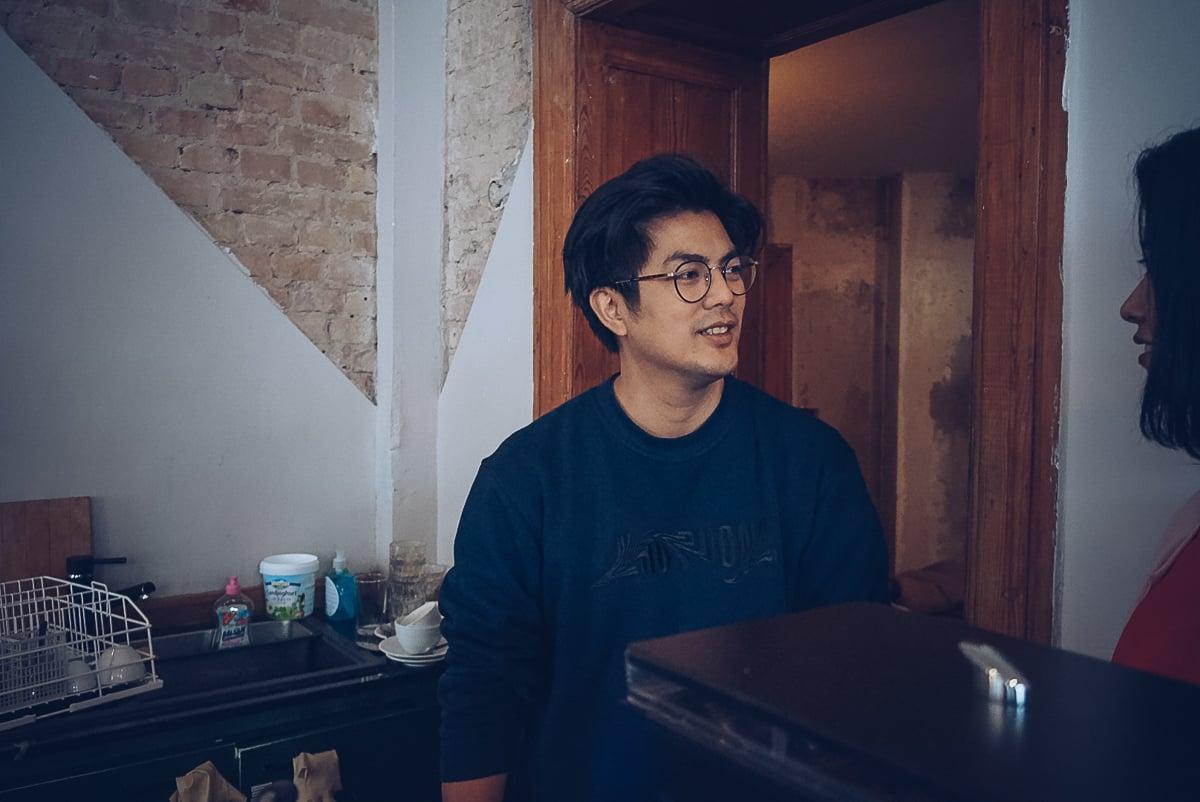 Nguyen Ngoc Duc From Maison Han