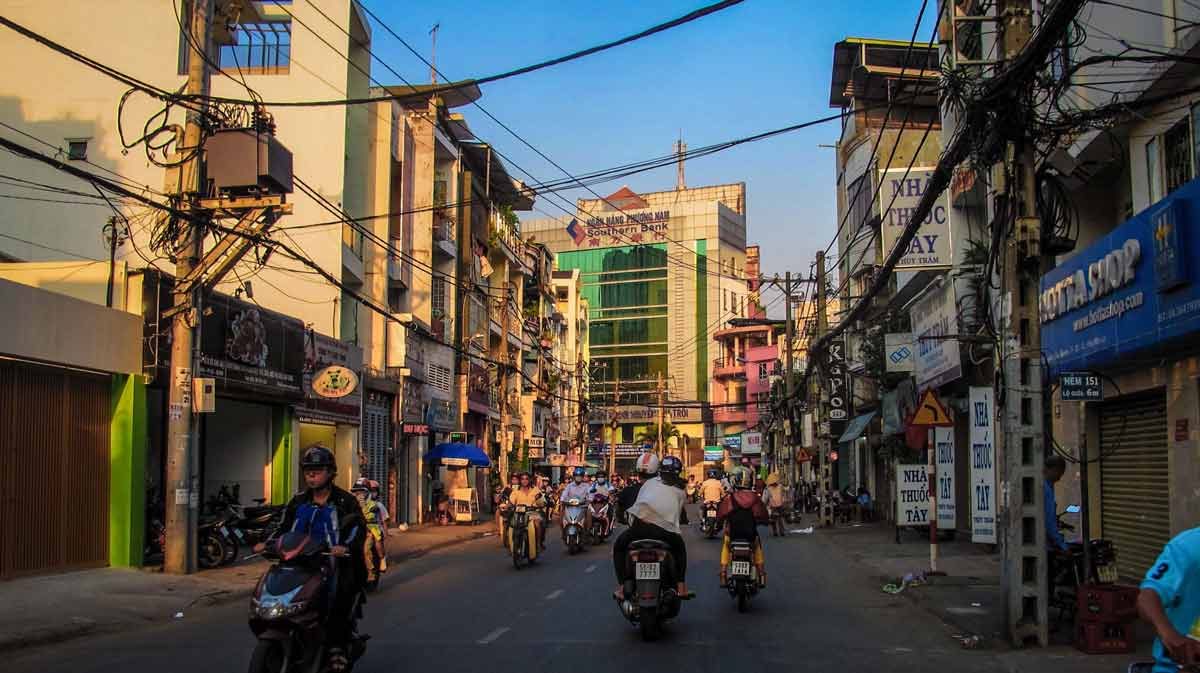 Phu Nhuan - Saigon