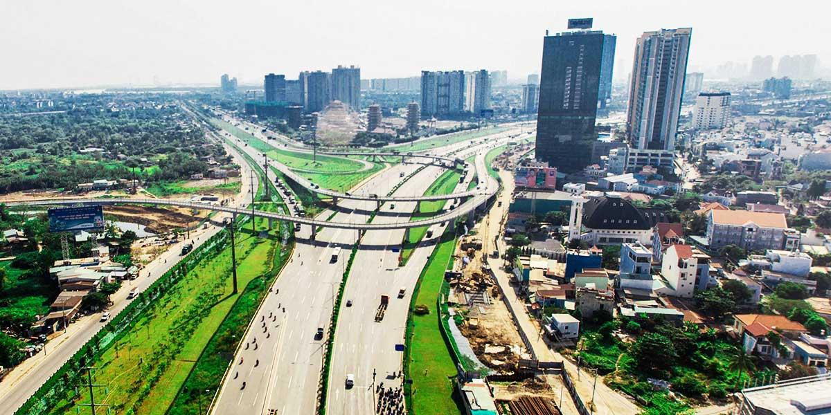 Saigon's District Two View