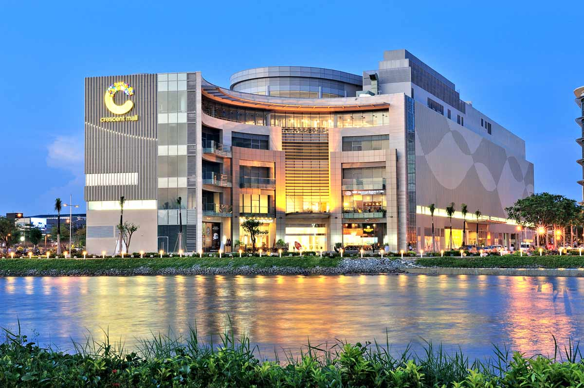 Crescent Mall Saigon