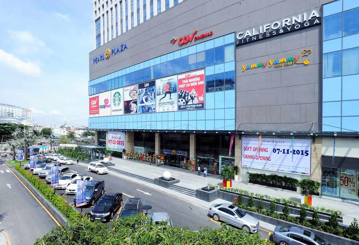 Pearl Plaza Saigon