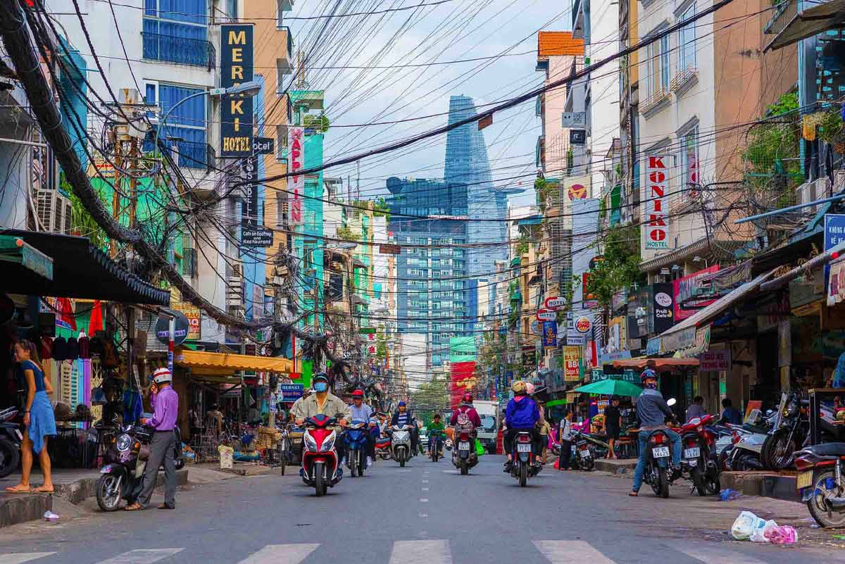 Ho Chi Minh City - District 1