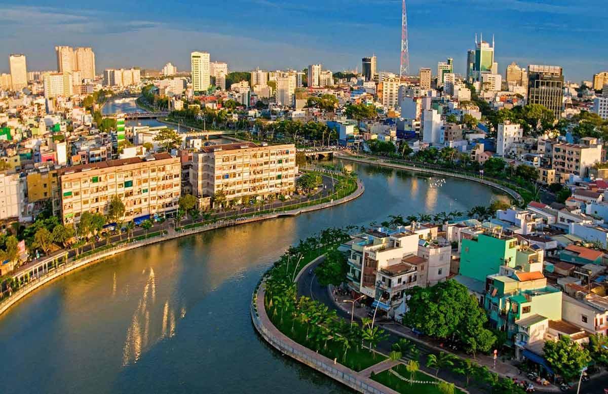 District 3 - Saigon