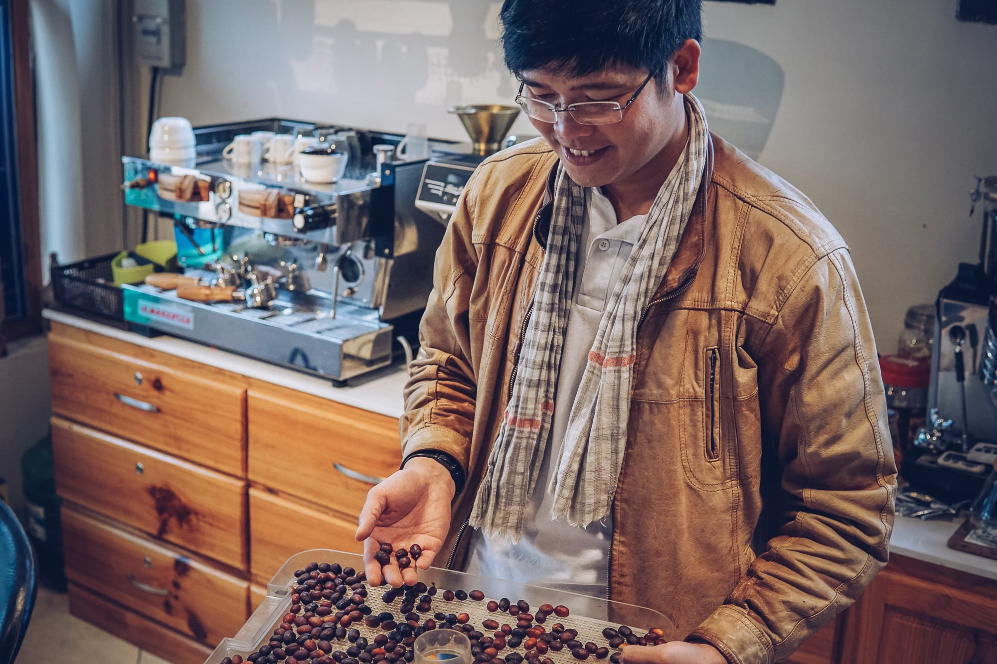Duy Ho's Intense Relationship With Coffee That Became The Married Beans