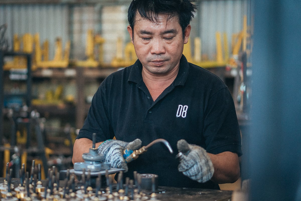 District Eight Vietnam: From Factory Worker To Artisan-3