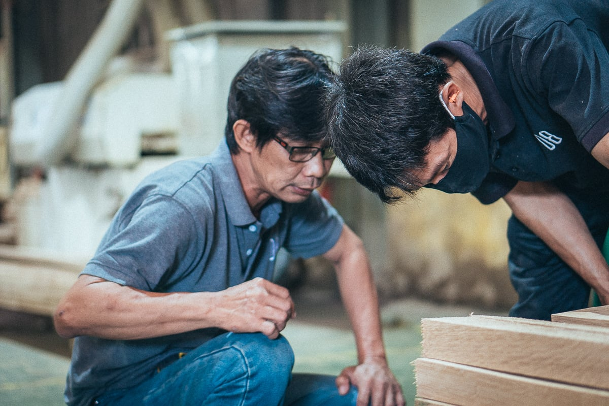 District Eight Vietnam: From Factory Worker To Artisan-1