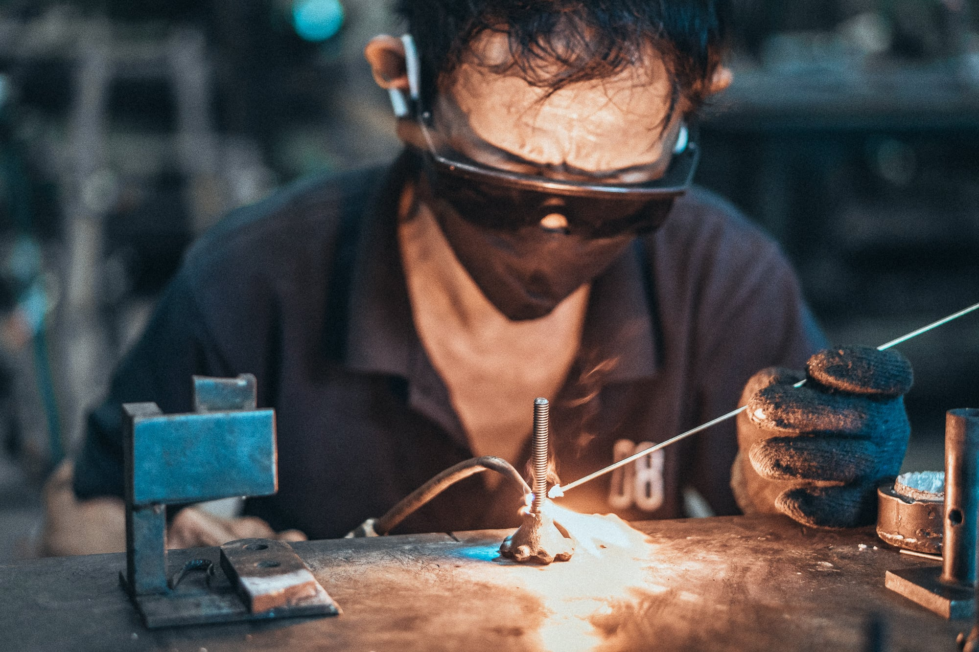 District Eight Vietnam: From Factory Worker To Artisan