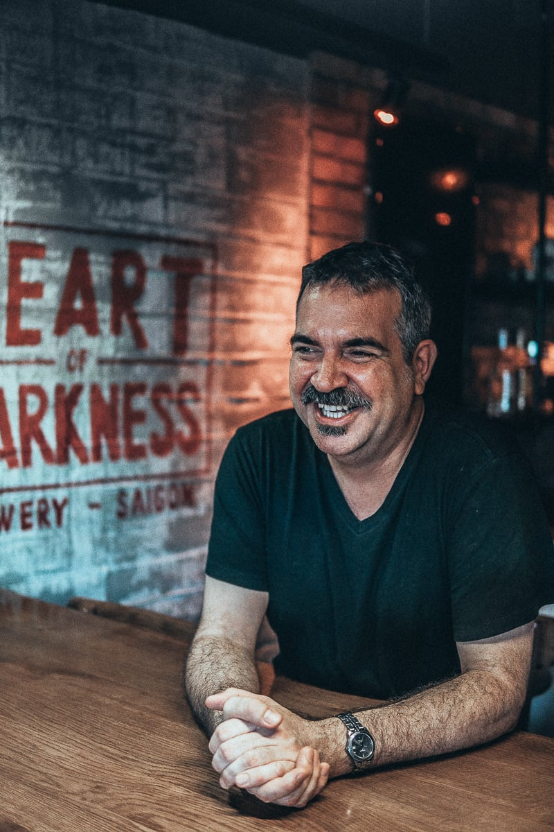 Heart of Darkness Craft Brewery: Building An Asian Craft Beer Empire-3