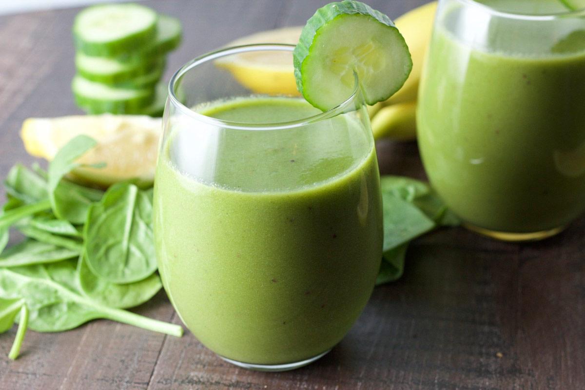Healthy Avocado Smoothie